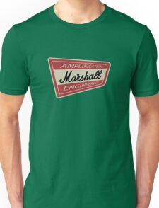 Vintage Marshall Amp  Unisex T-Shirt