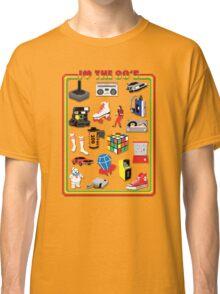 I LOVE THE 80'S Classic T-Shirt