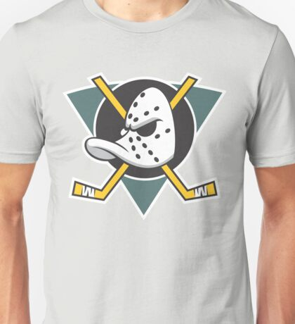 Mighty Ducks of Anaheim Movie NHL Hockey League Unisex T-Shirt