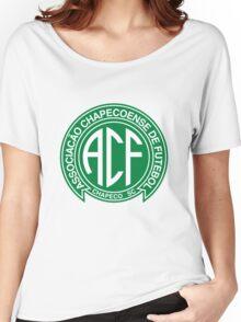 Pray for Chapecoense Football Women's Relaxed Fit T-Shirt