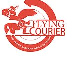 Flying Courier by philtomato