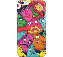 TownFolks iPhone Case/Skin