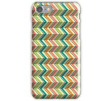 Zig Zag Abstract iPhone Case/Skin