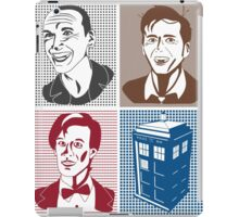 Doctor Who and Tardis iPad Case/Skin