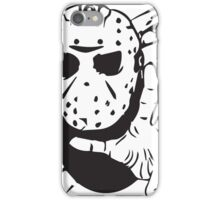 An Icon of horror iPhone Case/Skin