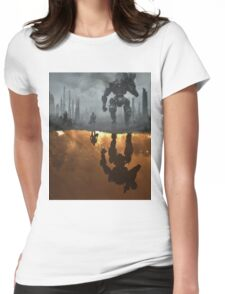 Titanfall 2  Womens Fitted T-Shirt