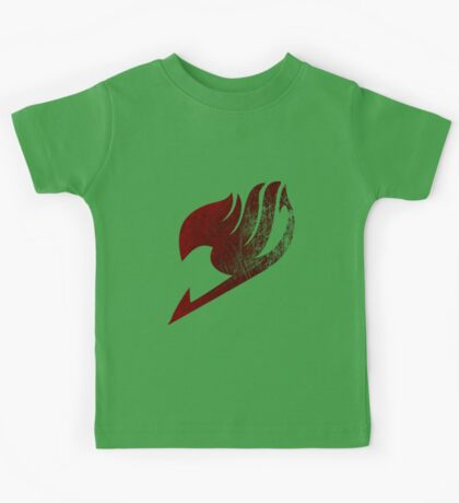 Fairy Tail  Kids Tee