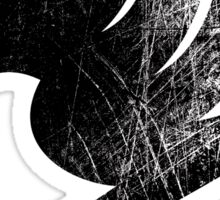 Fairy Tail Black Sticker