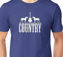 Country music  Unisex T-Shirt