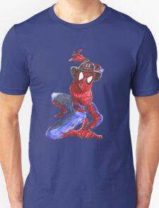 Firefighter Spider-Man T-Shirt