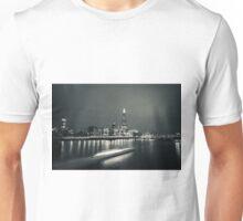 London Bridge Tower and Thames panorama Unisex T-Shirt