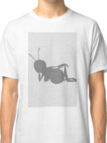 Bee movie script barry benson sleeping silhouette Classic T-Shirt