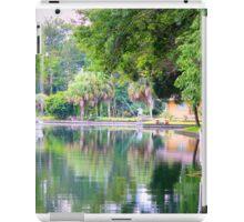 Crystal River  iPad Case/Skin