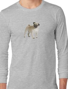 pug | dogs Long Sleeve T-Shirt