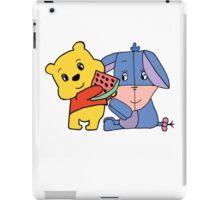 Best Freinds iPad Case/Skin