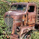 Jerome, Az - Dodge Truck by Candy Gemmill