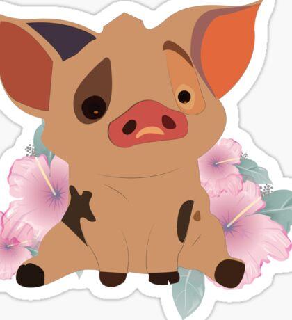 Pua - Moana Sticker