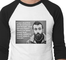 Scroobius Pip - Introdiction Men's Baseball ¾ T-Shirt