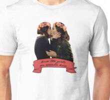 Sanvers - Kiss The Girl That We Wanna Kiss  Unisex T-Shirt