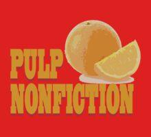 Pulp Nonfiction Kids Clothes