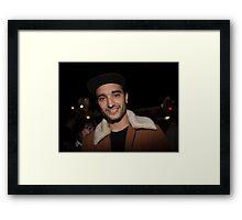 Tom Parker Framed Print