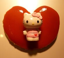 Hello Kitty Palm Tree Biscuits by HiStyle