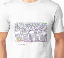 Multiple Deprivation Wormholt & White City ward, Hammersmith & Fulham Unisex T-Shirt