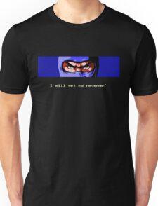 Ninja Revenge on black Unisex T-Shirt