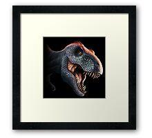 Tyrannosaurus Rex Design 4 Framed Print