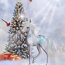 Christmas in The Clouds by LoneAngel