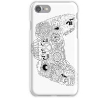 Controller Collage iPhone Case/Skin