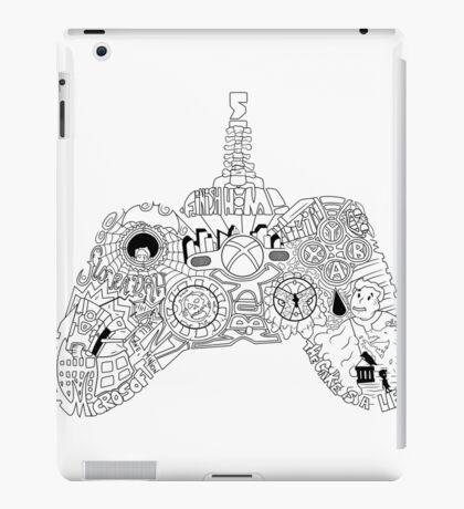 Controller Collage iPad Case/Skin
