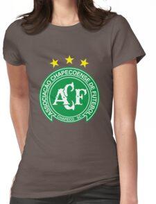 Chapecoense de Futebol Womens Fitted T-Shirt