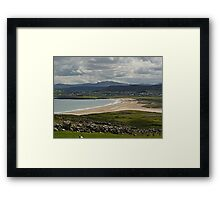 Dunfanaghy Viewpoint Framed Print