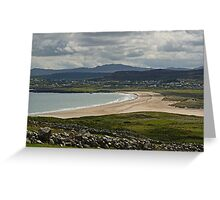 Dunfanaghy Viewpoint Greeting Card