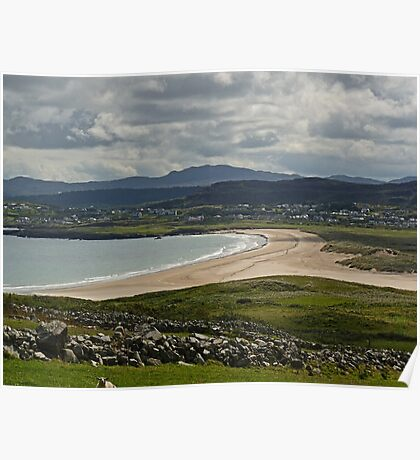 Dunfanaghy Viewpoint Poster
