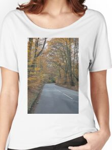 Autumn Colours in the sunshine  Women's Relaxed Fit T-Shirt