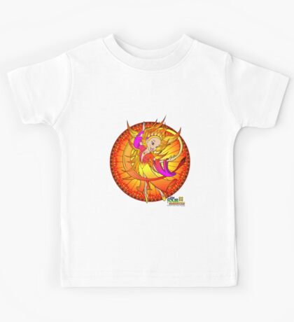 The Four Elements - Fire Kids Tee