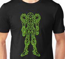 Super Metroid Schematic Unisex T-Shirt