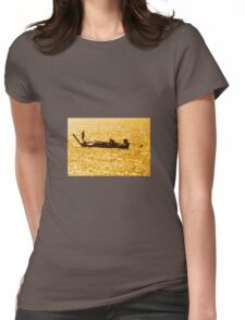 Fisher Men in Thailand Womens Fitted T-Shirt