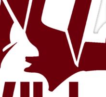 WILLE Logo Sticker