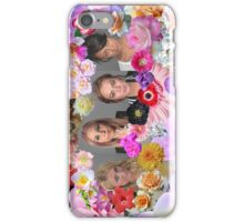 Princesses mugshots iPhone Case/Skin