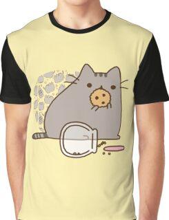 cat cookies Graphic T-Shirt