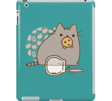 cat cookies iPad Case/Skin