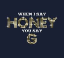 Honey G - When I Say Honey, You Say G (black) One Piece - Short Sleeve
