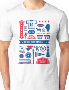 back the future cahmpions Unisex T-Shirt