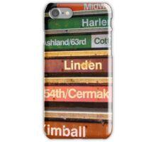 Chicago Loop iPhone Case/Skin