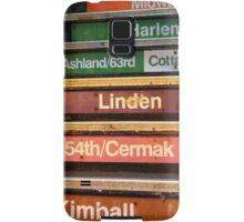 Chicago Loop Samsung Galaxy Case/Skin