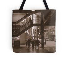 Under the Loop, Chicago Tote Bag
