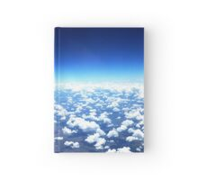 Over the Clouds Hardcover Journal